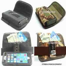 Pouch/Holster Cover Horizontal Metal Belt Clip FOR Otterbox Defender Case Camo