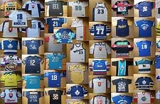 VARIOUS NBA NFL NHL BASEBALL ICE HOCKEY BASKETBALL FOOTBALL JERSEY SHIRT SHORTS