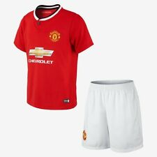 FOOTBALL SHIRT HOME BOYS CHILD MANCHESTER ROONEY 10 2014/2015 KIDS YOUTH SHORTS