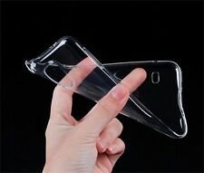 Ultra Thin 0.3mm Clear Soft TPU Gel Cell Case Cover For Samsung Galaxy Phones