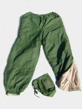 BRITISH ARMY (SOFTIE) REVERSIBLE THERMAL TROUSERS - WITH STUFF SACK  -FIELD GEAR