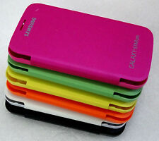 SAMSUNG GALAXY STAR PRO S7262 WALLET FLIP MULTI COLORS DIARY COVER CASES