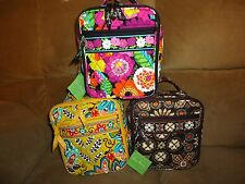 Vera Bradley Lunch Break/ Lunch Bag--Provencal, Canyon or Go wild--Choice
