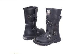HOT Men Martin High top Boots Fashion Cowboy Combat Tactical Military Boots