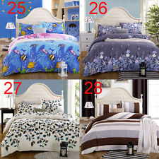 HOT Fashion Bedding Set Twin Full/Cover&Pillow Case&Bedspread Duvet Bed Sets