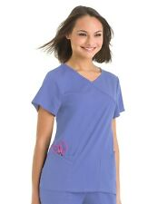 Scrubs Urbane Ultimate Womens Sophie Crossover Tunic 9577 CEIL