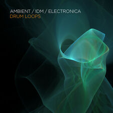Ambient IDM Electronica Drum Percussion Loops Beats Downtempo (24-bit WAV)