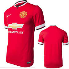 New Manchester United 2014/15 Home Shirt Boys Sizes XS M L XL  Slight Rejects