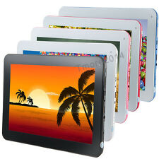 """New 10.1"""" inch Google Android 4.4 Tablet PC Touch Screen 8GB 1GB RAM Dual Camera"""