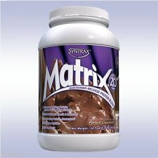 SYNTRAX MATRIX 2.0 (2 lbs / 28 servings) sustained release protein whey & casein