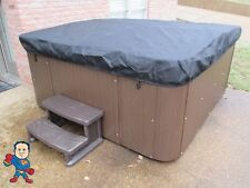 Spa Hot Tub CoverCap® Cover Cap Protector 84 x 84  Cal Made in USA Video How To