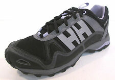 LADIES HELLY HANSEN EBONY/PENGUIN/PALE SUNSH WALKING TRAINER-W TRAIL CUTTER 4