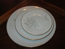 ROSENTHAL CHINA -- GRASSES pattern# 3687 - Plates & Serving - SOLD INDIVIDUALLY