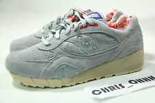 SAUCONY ELITE BODEGA SHADOW 6000 SWEATER GREY S70167-2 ORIGINALS RUNNER TRAINER