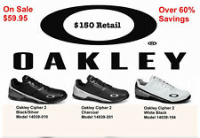 Men's Oakley Golf Shoes Cipher 2 BRAND NEW w BOX Many Sizes/Colors Retail $150