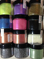 CRAFTY NOTIONS JEWEL ENAMELS EMBOSSING POWDERS