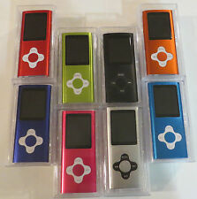 16GB Thin Mp3 Mp4 Player 1.8 LCD Screen Radio Games Movie Speaker US SELLER!