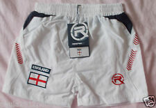 """Respect"" England Kids 100% Nylon Swim Shorts"