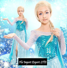 Frozen - Vestiti Carnevale Elsa  - Dress up Elsa Costumes 8899008-12