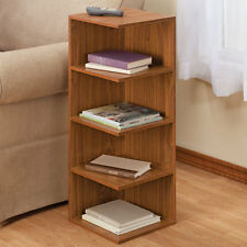 READING SIDE TABLE Night Stand Magazine Book Case Sofa Accent Table End Pedestal
