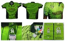 ICC World Cup 2015 CA Pakistan Cricket Team Official Jersey Shirt Top Size S-XXL