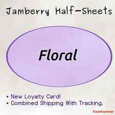 Jamberry Nail Wraps -- Garden & Floral Designs -- FAST SHIPPING w/ TRACKING