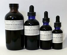 Black Walnut Hull Tincture, Extract, Multiple Sizes, Highest Quality