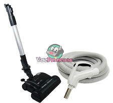 30' or 35' Deluxe Central Vacuum Kit w/Hose, Power Head & Wand - Beam Nutone