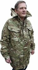 British Army MTP Multicam Windproof Hooded Combat Smock - New