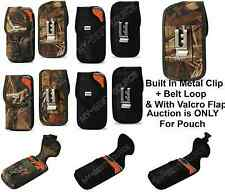 Cover Pouch Holster w/Belt Clip TO fit Magpul Case FOR Smart Cell Phone New