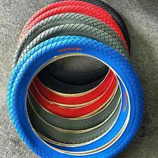 "PRIMO - THE WALL - BMX TIRE - 20"" x 2.10"" - ASSORTED COLORS - FREE SHIPPING !"
