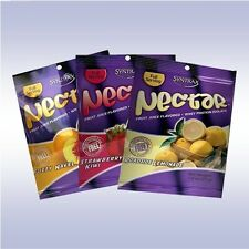 SYNTRAX NECTAR GRAB N GO (12-PACK) 23g protein: no fat carbs gluten and lactose