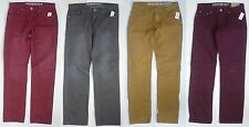 Mens AEROPOSTALE Bowery Slim Straight Destroyed Colored Jeans Pants NWT #0540