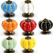 New Bedroom Kitchen Cabinets Cupboard Drawers Ceramic Knobs Pull Handles