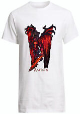 League Of Legends Aatrox Solo top Devil Riven Darius Gnar shirt Custom T-shirt