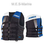 Jobe Progress Duel Buoyancy Aid Mens Vest Jetski Boat Wakeboard Kayak - Blue