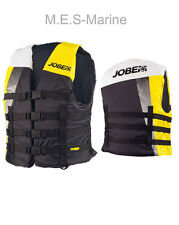 Jobe Progress Duel Buoyancy Aid Mens Vest Jetski Boat Wakeboard Kayak-Yellow