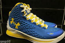 Under Armour UA Charged Foam Curry 1 One Steph Home  7-13 Royal Taxi 58723402