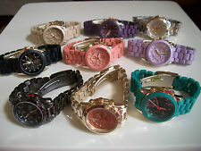 Designer Chronograph  Style Geneva Bracelet Fashion Women's Watches