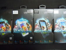 New in Package LifeProof Samsung Galaxy S4 S5 fre Series Waterproof Cover Case