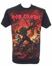 ROB ZOMBIE - BATTLE JUMBO - Official T-Shirt - Heavy Metal - New M L XL