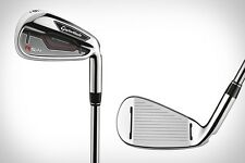 TaylorMade RSi1 Irons w/ Reax Graphite 3-P, 4-AW or 5-P,A,S -Your Hand and Flex