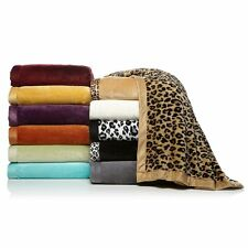 Concierge Collection Soft & Cozy Blanket Full/Queen, King/Cal King New Twin