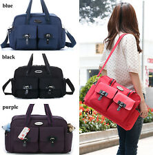 New Pretty Baby Diaper Nappy Bag mummy bag red/purple/black/blue (10199)