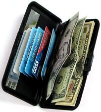 Special!!  RFID Blocking Large Aluminum Wallet w/Mirror  $4.99 Flat Shipping