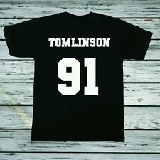 Louis Tomlinson DOB T-Shirt 1D On the Road Again Tour One Direction Sweater Tank