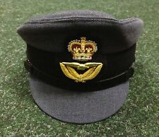 RAF Female Officers No1 Dress Cap, Hat, Badge, Military, Royal Air Force, Peak