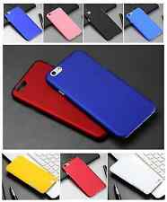 Classic Ultra Slim Hard Case  Cover Matte Finish For iPhone