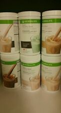 2 Canisters of  Herbalife formula 1 shakes- Any flavors- FREE FED EX SHIPPING