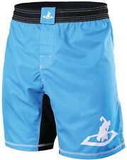 Title MMA Intensity Fight Shorts Youth & Adult Size - Blue